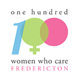 100WomenWhoCare-Fredericton's Winter Meeting (March 17,2015)